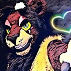 Profile picture of BlackLynk the Lion Man